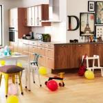 افكار مميزة لتزيين المطبخ الكلاسيك بحروف واشكال