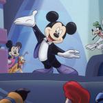 """اول افلام الرسوم المتحركة الناطقة """"ميكي ماوس"""""""