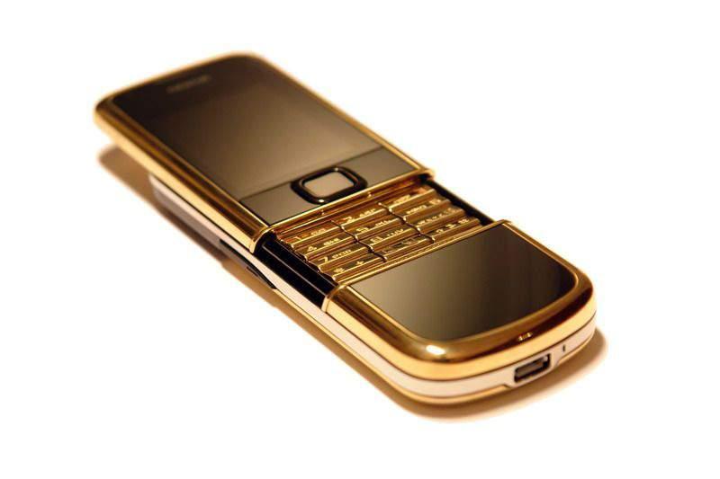 صور و اسعار نوكيا جولد 8800 Nokia 8800 Gold مقالات