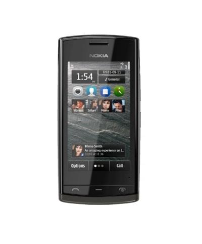 شكل جهاز Nokia Asha 500