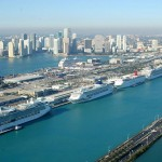 ميناء ميامي اكبر ميناء للرحلات البحرية في العالم
