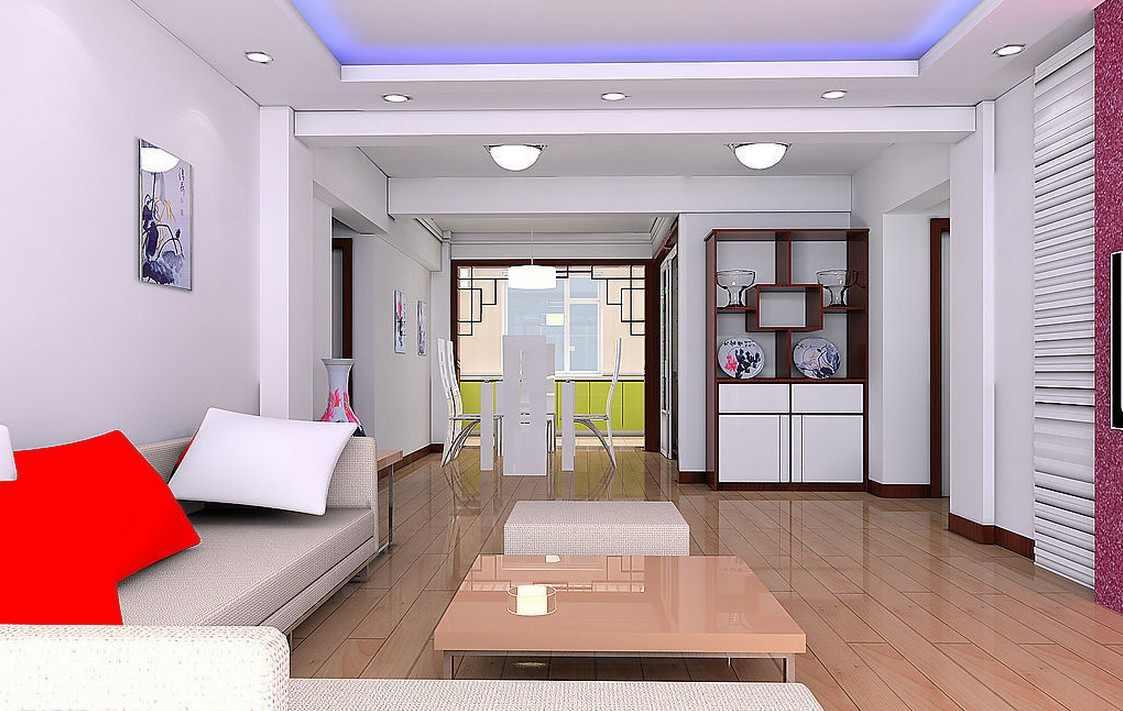 اسقف موف لغرفة معيشة بيضاء | المرسال
