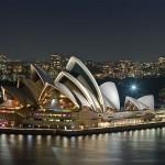 دار اوبرا سيدني  في استراليا
