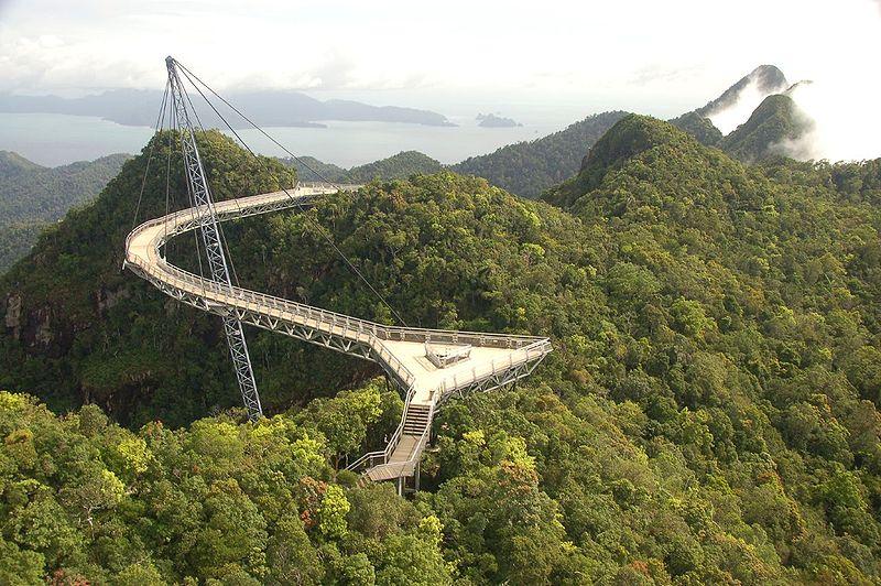 The-Langkawi-Sky-Brigde-Malaysia