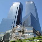 مركز تايم وارنر في نيويورك