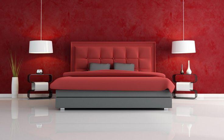 سرير احمر ساحر   المرسال