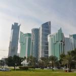 ناطحات قطر