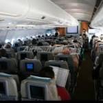 درجة المسافرين في الخطوط الجوية
