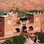 قصر آيت بن حدو في المغرب