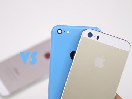 مقارنة بين ايفون 5 سي و ايفون 5 اس iphone 5s VS iphone 5c