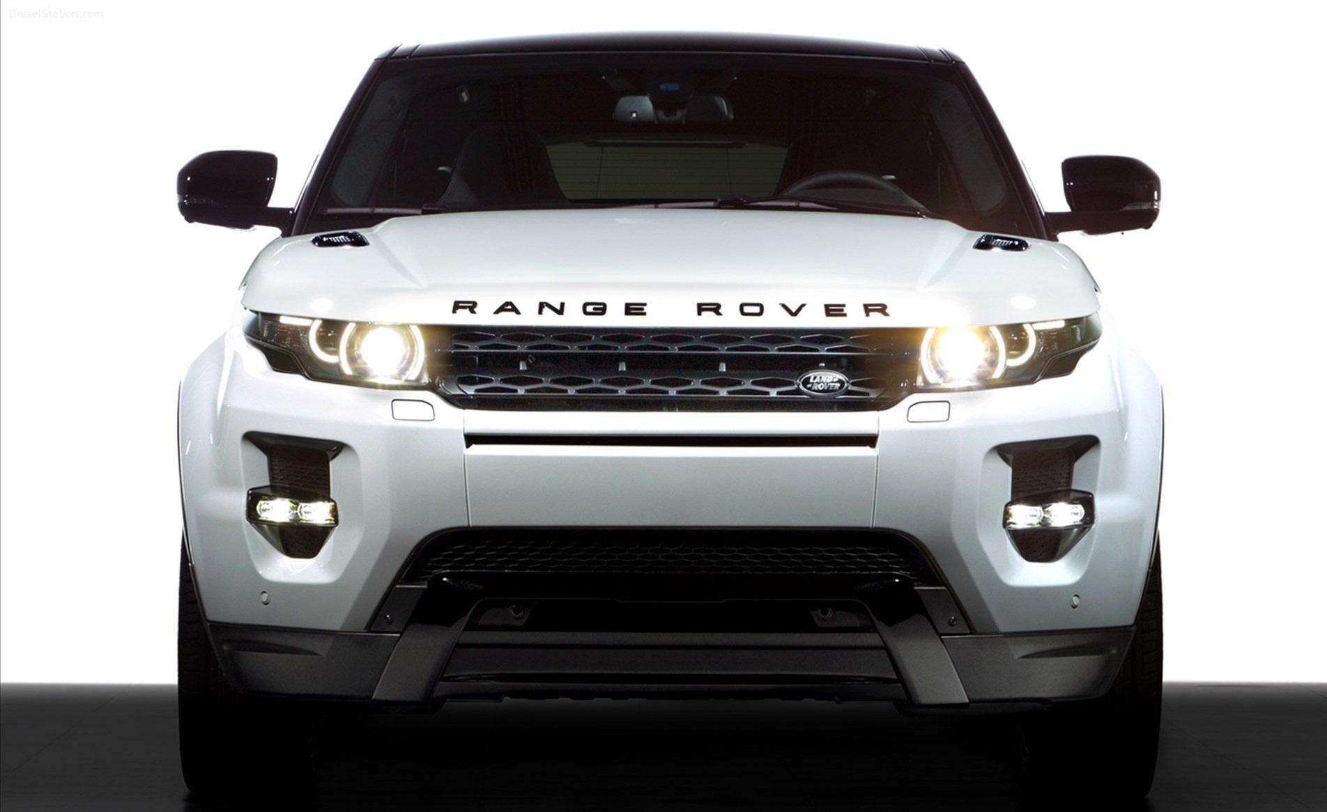 مساعده أنور أمامية وخلفية وشبك للـ FJ بتصميم Range Rover Evoque