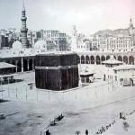 الحرم المكي عام 1371هـ - 45296