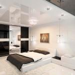 نظام اضاءة لغرف النوم رائع  - 49598