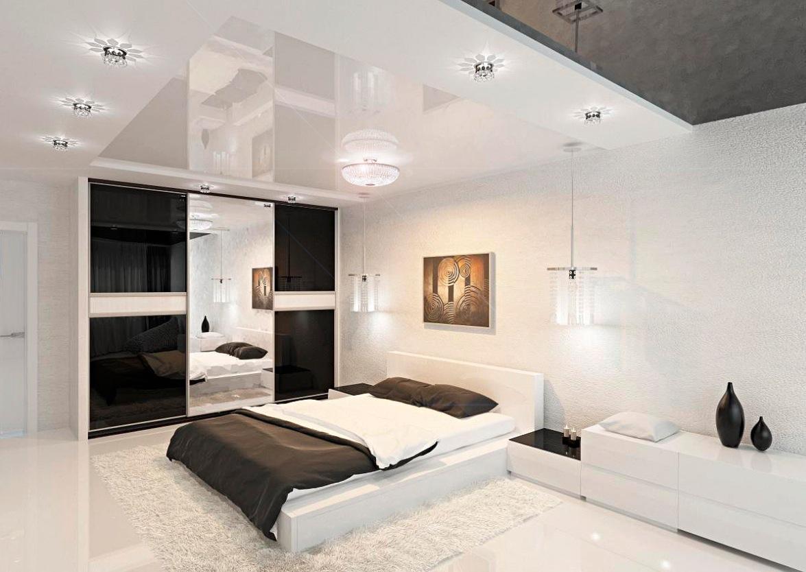 نظام اضاءة لغرف النوم رائع