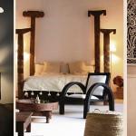 تصاميم غرف نوم مغربية