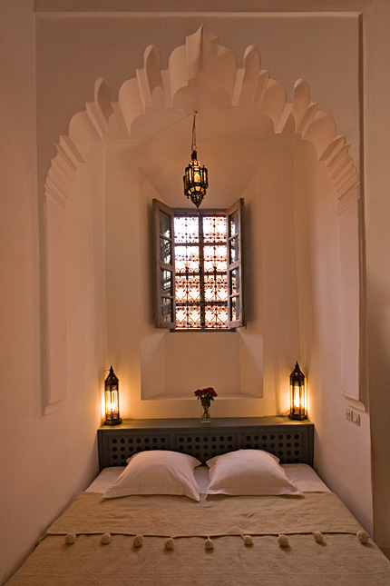 for Moroccan bedroom inspiration