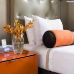 فازة زجاجية بغرفة النوم للتزيين  - 49601