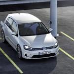 صور و اسعار فولكس فاجن جولف الكهربائية 2014 VolksWagen e-Golf