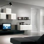 تصاميم ديكور ركنات التلفزيون مميزة
