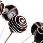 طريقة عمل مصاصات الشوكولاته في المنزل