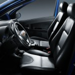المقاعد الامامية للسيارة جيلي اكس باندينو 2014
