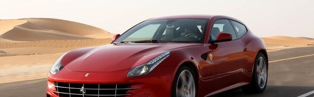 323f7734e صور و اسعار فيراري اف اف 2014 Ferrari FF   المرسال