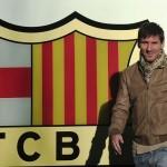 شائعات كل عام حول رحيل ميسي عن برشلونة