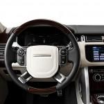 صورة عجلة القيادة للسيارة السيارة رنج روفر 2014 - 57679