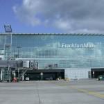 مطار فرانكفورت في المانيا