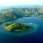 جزيرة كومودو...اندونسيا