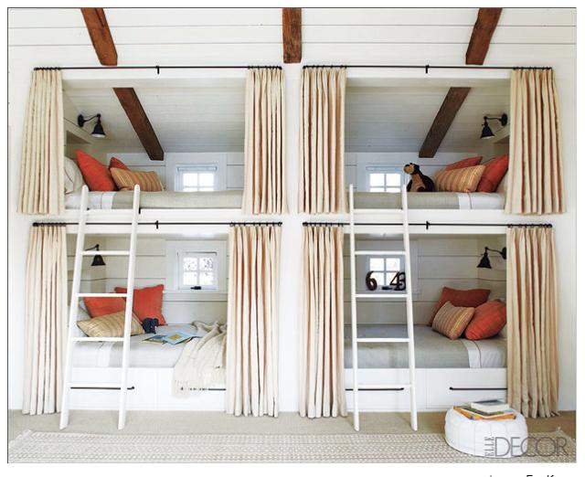 غرف نوم للبنات بسرير دورين | المرسال