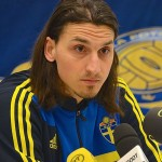 اللاعب زلاتان إبراهيموفيتش