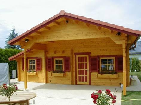 لكن ضبط الغرب تصميم بيوت خشبية Cazeres Arthurimmo Com