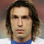 اللاعب الايطالي أندريا بيرلو