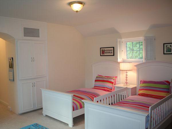 غرف نوم للاولاد بسريرين بحجم متوسط | المرسال