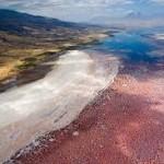 صورة لبحيرة الناترون
