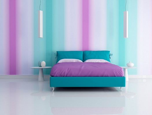 الوان غرف نوم رائعه