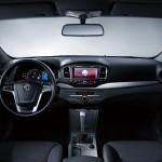 صورة عجلة القيادة للسيارة ام جي 350 - 2014 - 61324