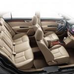 صورة مقاعد السيارة ام جي 350 - 2014 - 61326