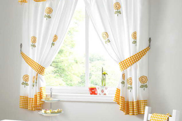 Forms for the kitchen curtains - Tende per mobili da cucina ...