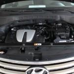 محرك هيونداي جراند سنتافي 2014