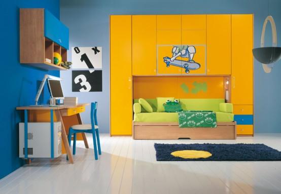 دواليب جميلة لغرف نوم اطفال ايكيا | المرسال