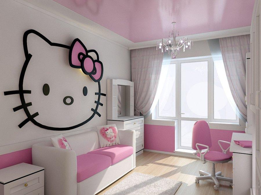 تزيين غرف نوم بنات ستايل | المرسال