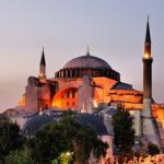 متحف ايا صوفيا في تركيا