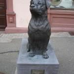 نصب تذكاري لكلب روت فايلر بألمانيا