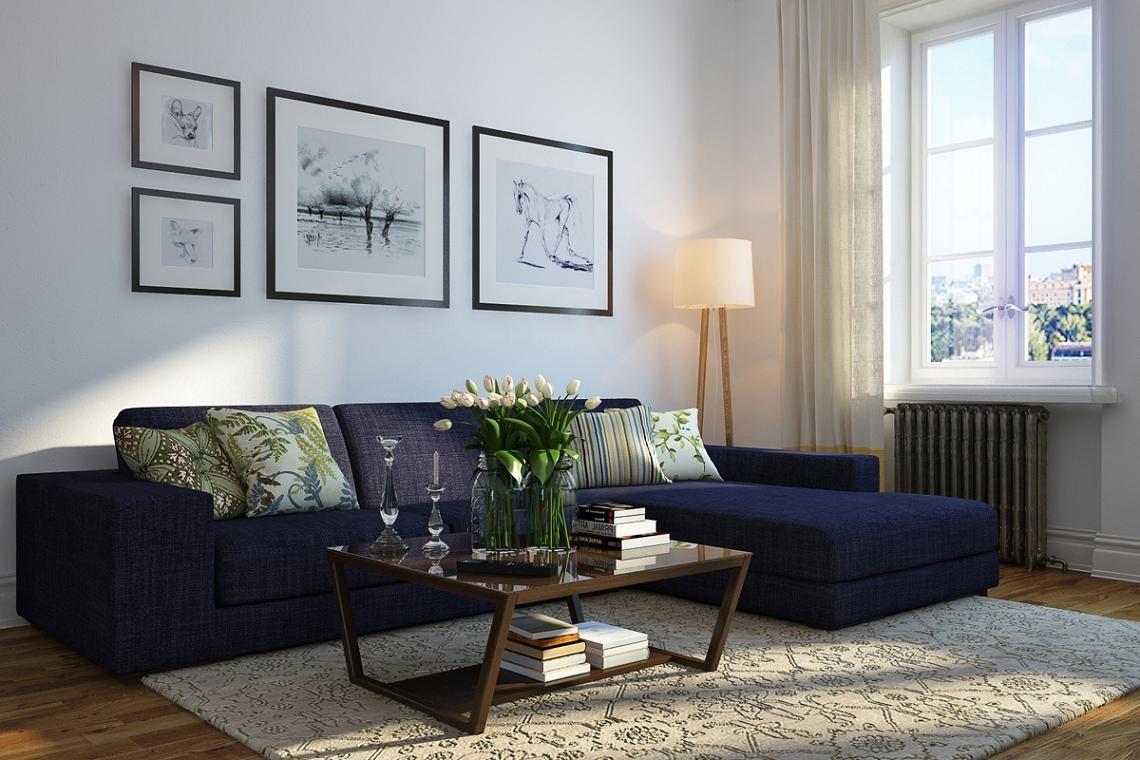 براويز لتجميل غرف الجلوس الجميلة | المرسال