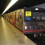 مترو انفاق امستردام