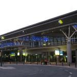 مطار الملك شاكا الدولي