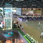 مطار شانغي سنغافورة