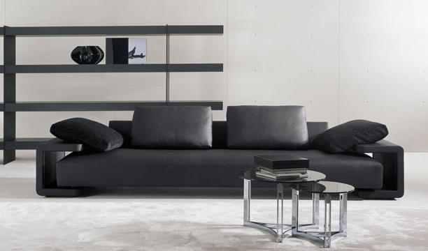 تصاميم مودرن للكنب لغرف الجلوس  المرسال